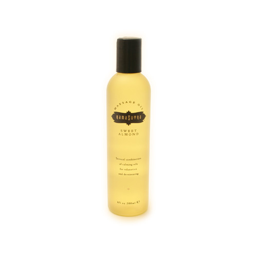 Kama Sutra Sweet Almond Massage Oil 200ml