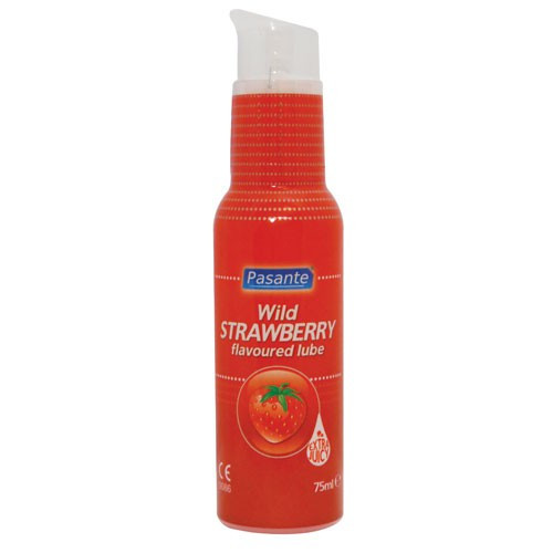 Pasante Wild Strawberry Lube 75ml