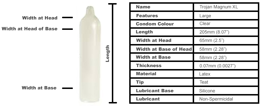 trojan magnum xl condoms buy online from 163149